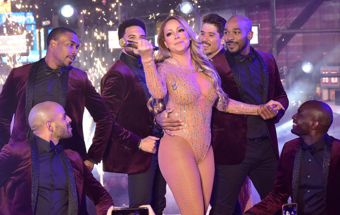 Mariah New Years Eve